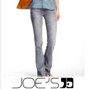 Women's joes jeans rocker style gray size 27
